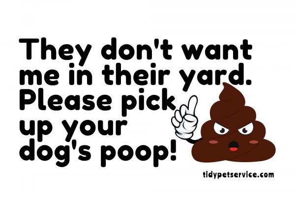 No-Dog-Poop-Yard-Sign-Emoji-Poop